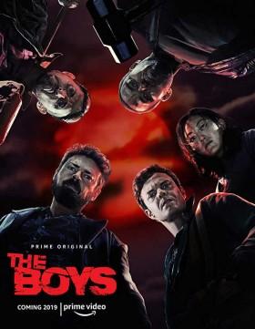 مسلسل The Boys الموسم الاول مترجم