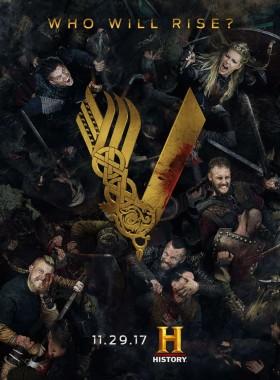 مسلسل Vikings الموسم الخامس مترجم