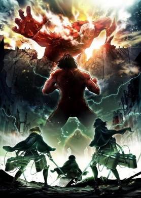 انمي Attack on Titan الموسم الثاني مترجم