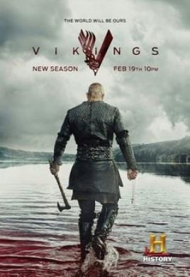 مسلسل Vikings الموسم الثالث مترجم
