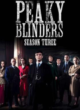 مسلسل Peaky Blinders الموسم الثالث مترجم