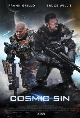 فيلم Cosmic Sin 2021 مترجم