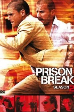 مسلسل Prison Break الموسم الثاني مترجم