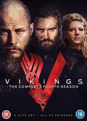 مسلسل Vikings الموسم الرابع مترجم