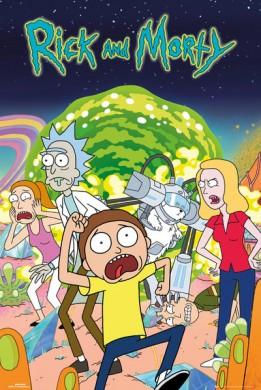 مسلسل Rick and Morty الموسم الثاني مترجم