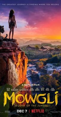 فيلم Mowgli Legend of the Jungle 2018 مترجم اون لاين