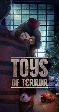 فيلم Toys of Terror 2020 مترجم اون لاين