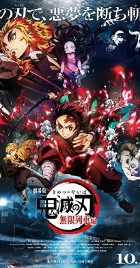 فيلم Kimetsu no Yaiba Movie Mugen Resshahen 2020 مترجم اون لاين