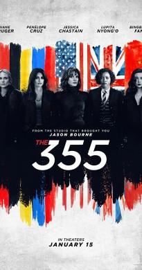 مشاهدة فيلم The 355 مترجم 2021