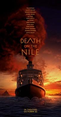مشاهدة فيلم 2021 Death on the Nile مترجم
