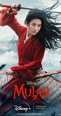 فيلم Mulan 2020 مترجم اون لاين