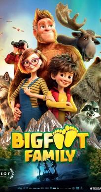 فيلم Bigfoot Family 2020 مترجم اون لاين
