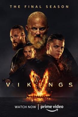 مسلسل Vikings الموسم السادس مترجم