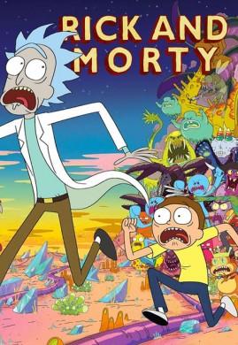 مسلسل Rick and Morty الموسم الثالث مترجم