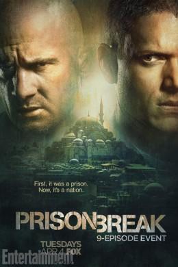 مسلسل Prison Break الموسم الخامس مترجم