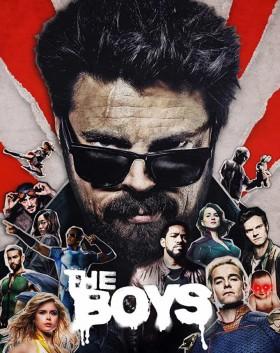 مسلسل The Boys الموسم الثاني مترجم