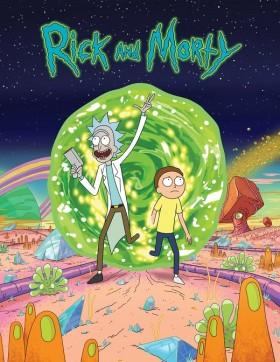 مسلسل Rick and Morty الموسم الاول مترجم