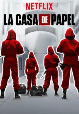 مسلسل La Casa de Papel الموسم 1 مترجم