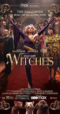 فيلم The Witches 2020 مترجم اون لاين