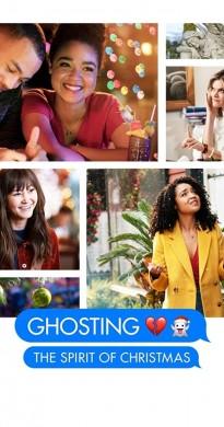 فيلم Ghosting The Spirit of Christmas 2019 مترجم اون لاين